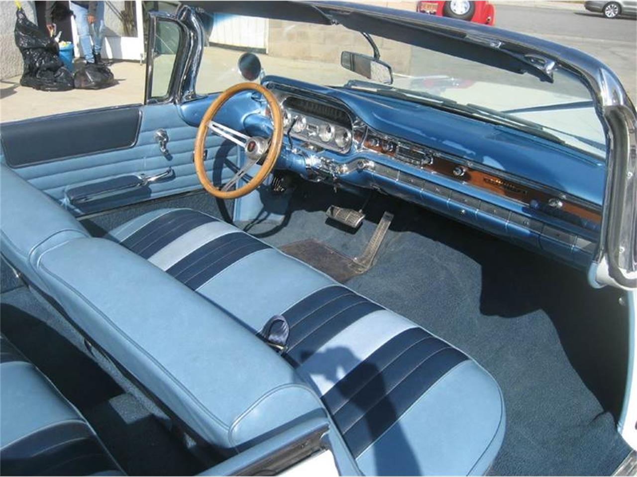 Large Picture of 1960 Pontiac Bonneville located in California Offered by Highline Motorsports - FZ6Y