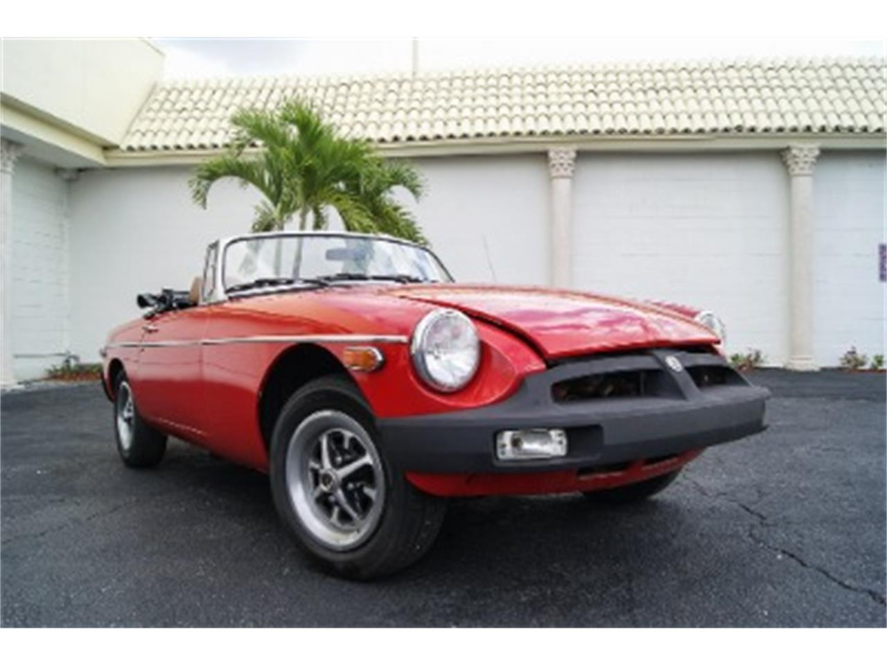Large Picture of '79 MGB - FZ8F