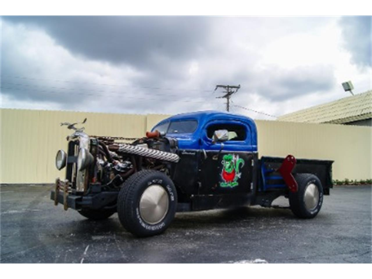 Large Picture of Classic 1939 Plymouth Rat Rod located in Florida - FZKK