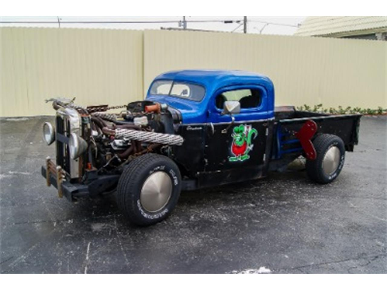Large Picture of Classic '39 Rat Rod located in Florida Offered by Sobe Classics - FZKK