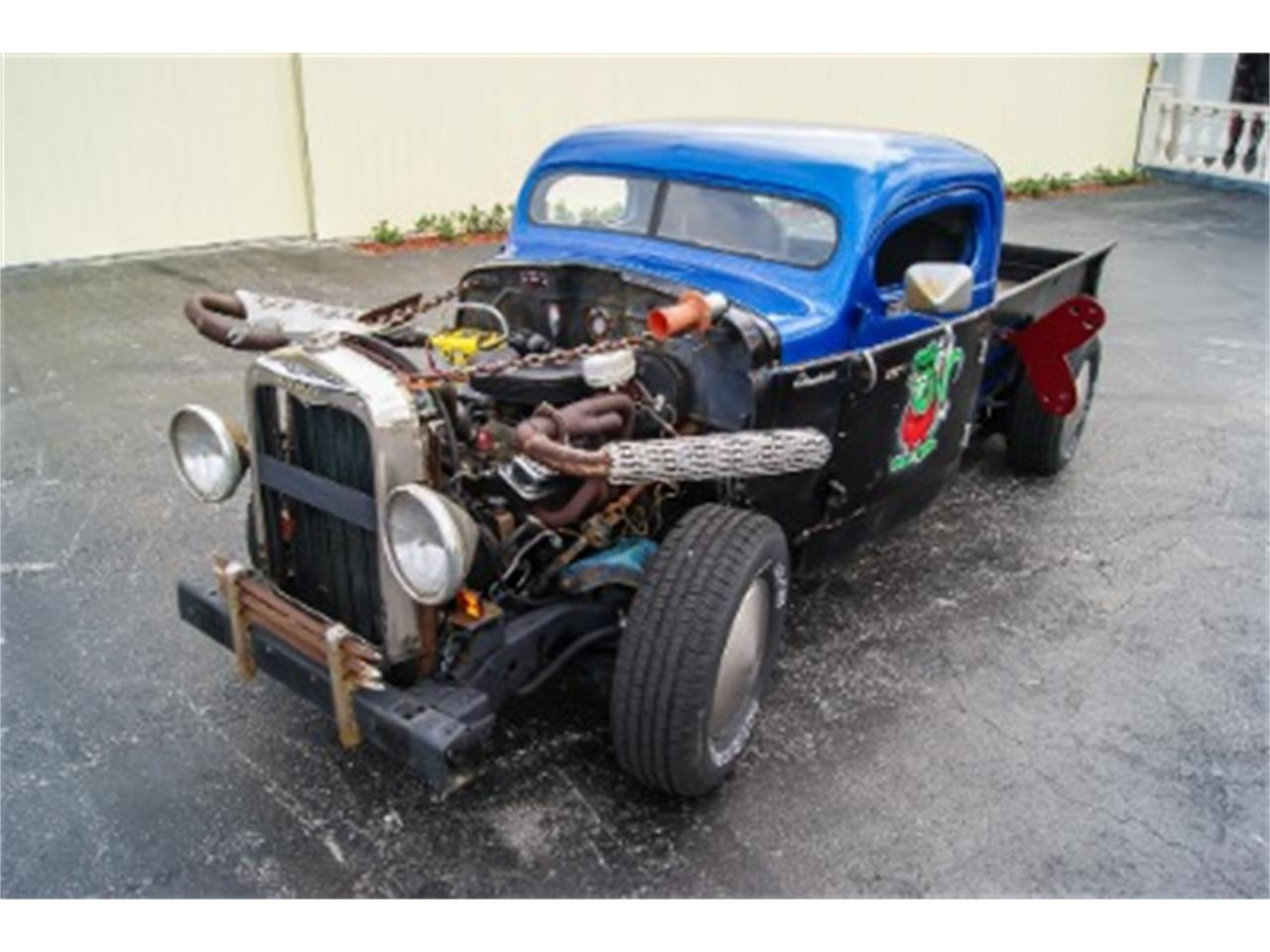 Large Picture of 1939 Plymouth Rat Rod Offered by Sobe Classics - FZKK