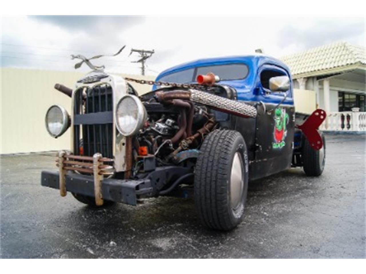 Large Picture of Classic '39 Rat Rod located in Miami Florida - FZKK