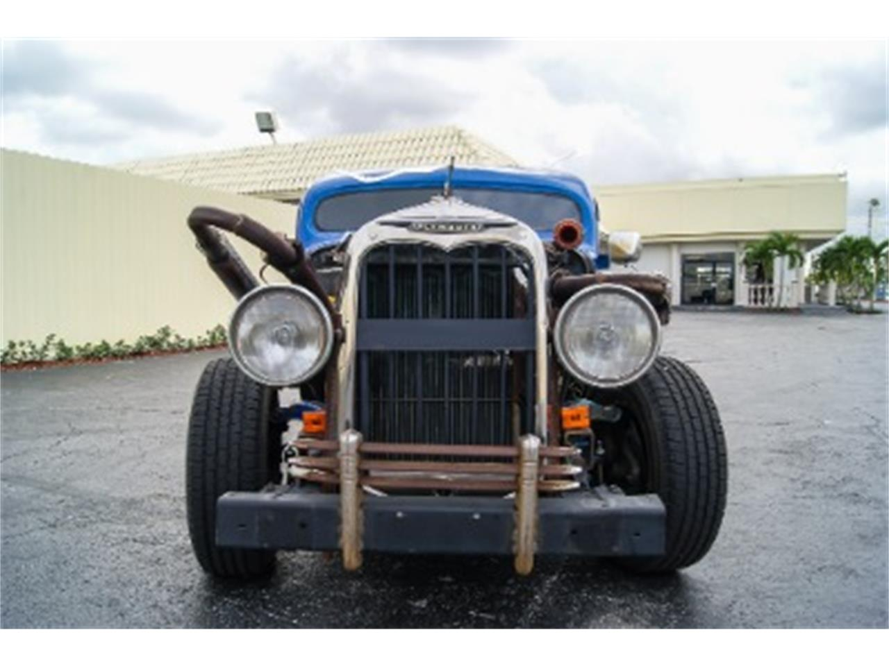 Large Picture of Classic '39 Plymouth Rat Rod Offered by Sobe Classics - FZKK