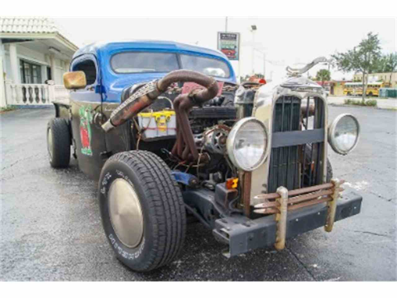 Large Picture of '39 Rat Rod - FZKK
