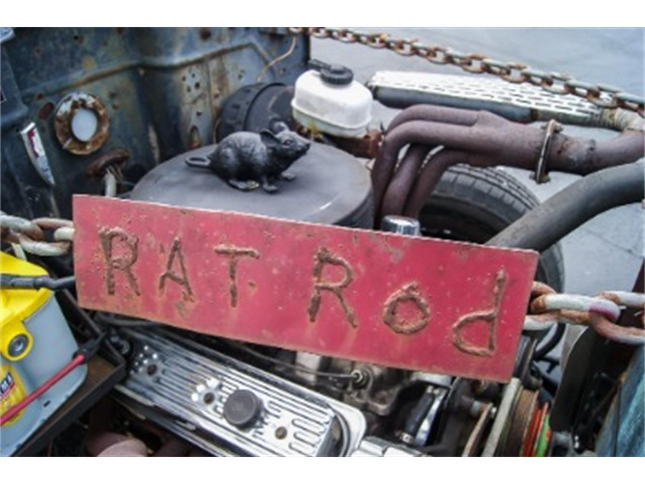 Large Picture of 1939 Plymouth Rat Rod located in Florida - FZKK