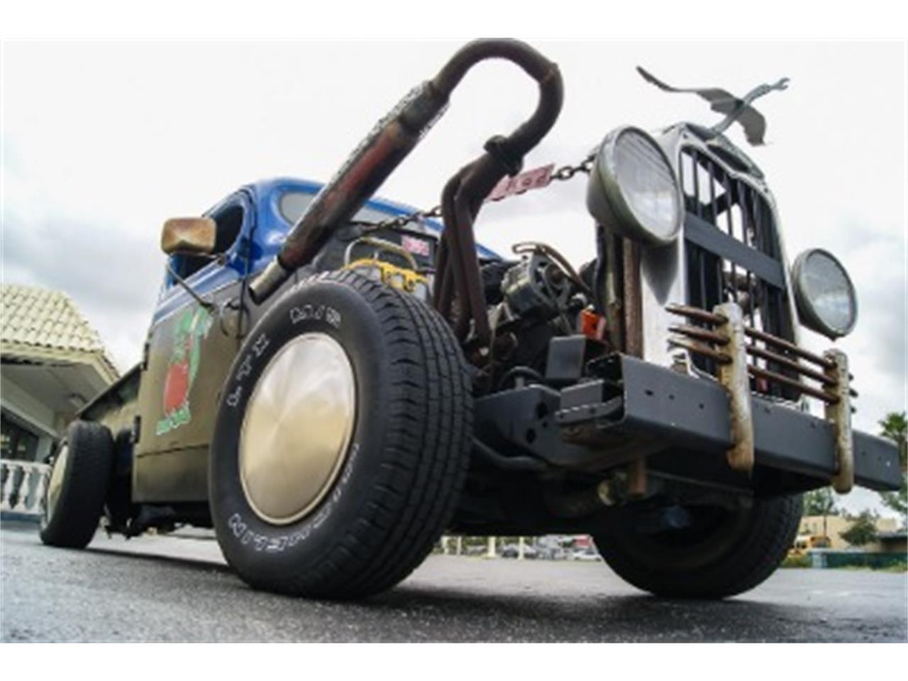 Large Picture of '39 Plymouth Rat Rod - $15,500.00 - FZKK