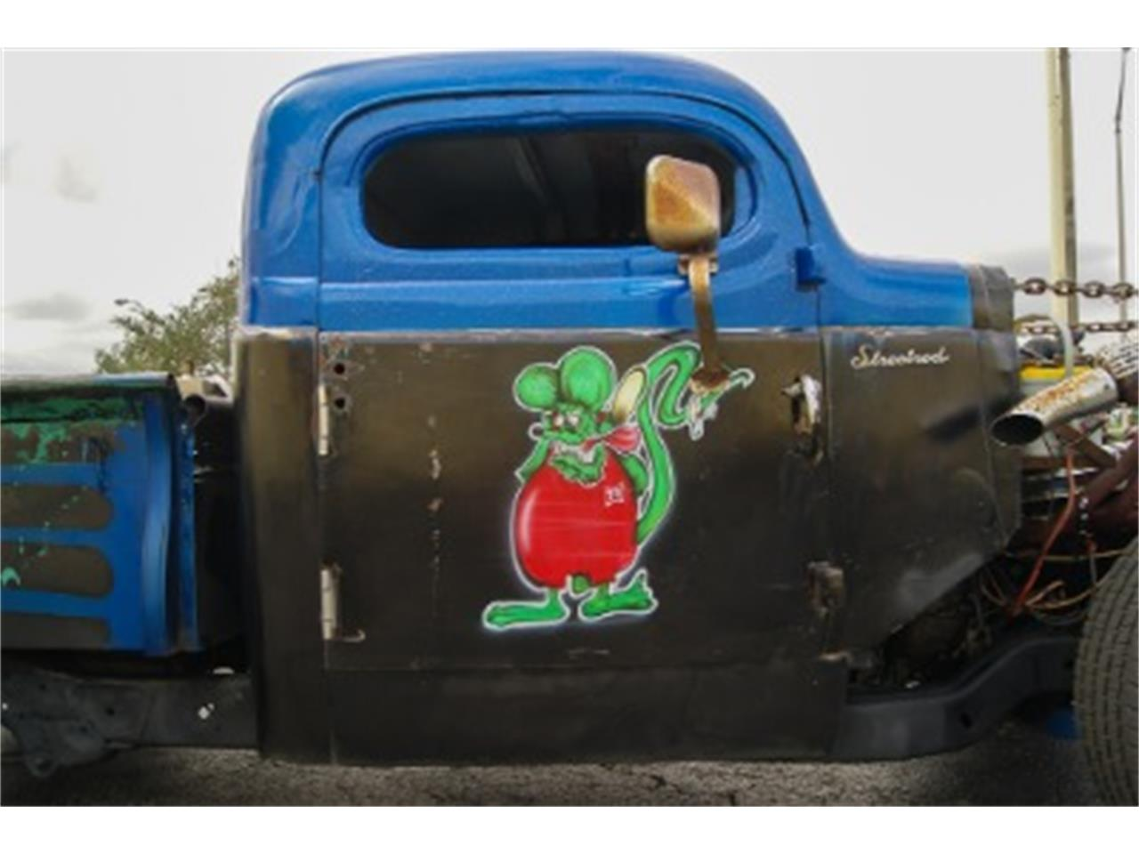 Large Picture of Classic 1939 Rat Rod - $15,500.00 Offered by Sobe Classics - FZKK