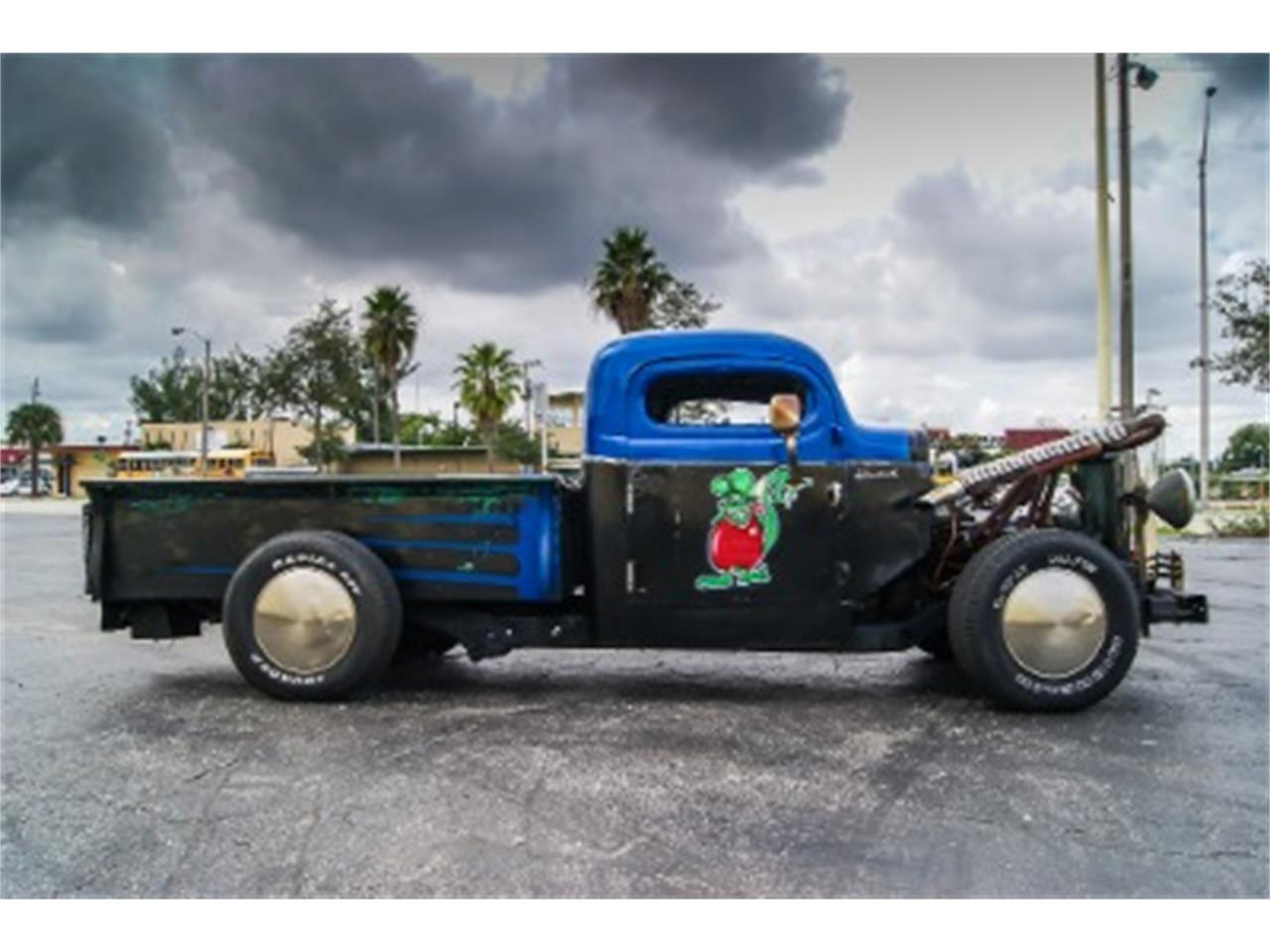 Large Picture of Classic '39 Plymouth Rat Rod located in Florida - $15,500.00 Offered by Sobe Classics - FZKK