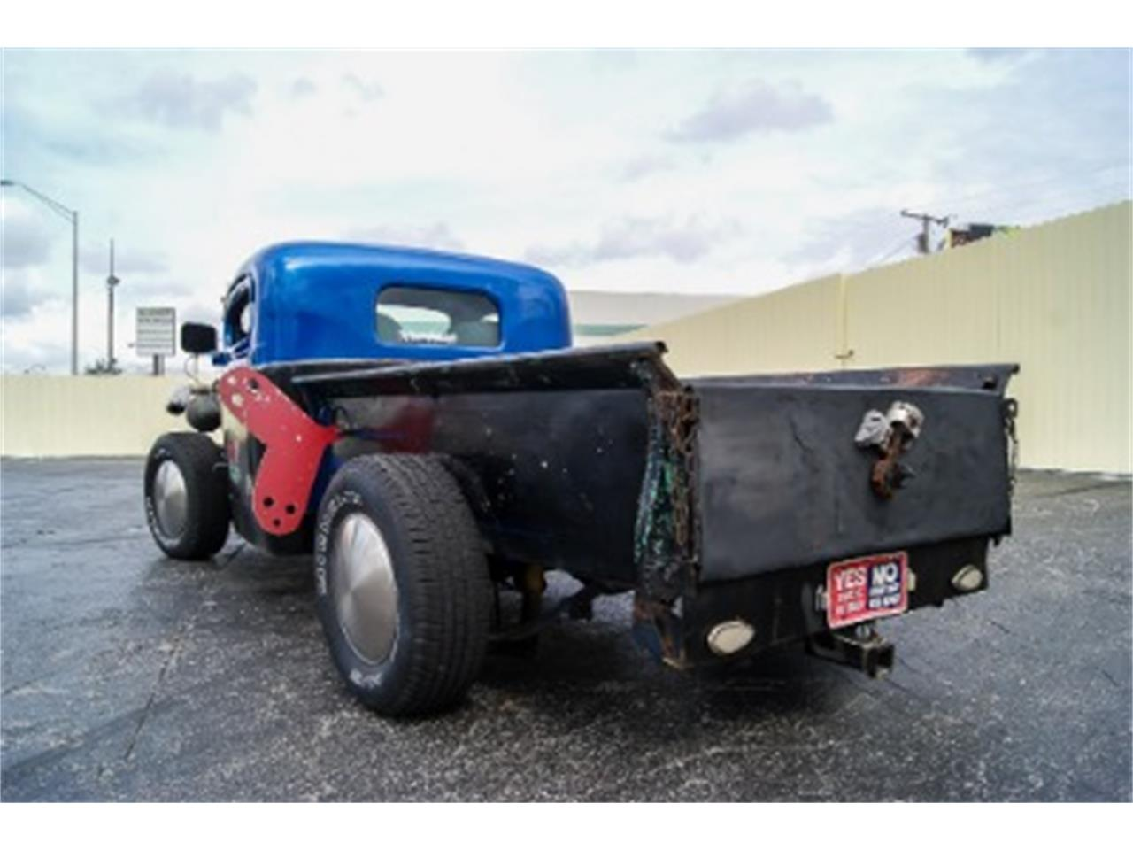 Large Picture of '39 Plymouth Rat Rod - $15,500.00 Offered by Sobe Classics - FZKK