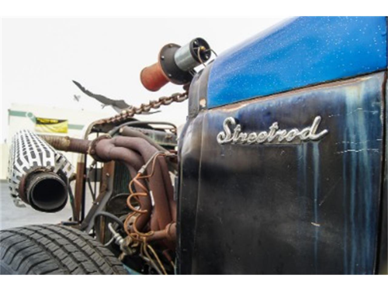 Large Picture of 1939 Plymouth Rat Rod - $15,500.00 - FZKK