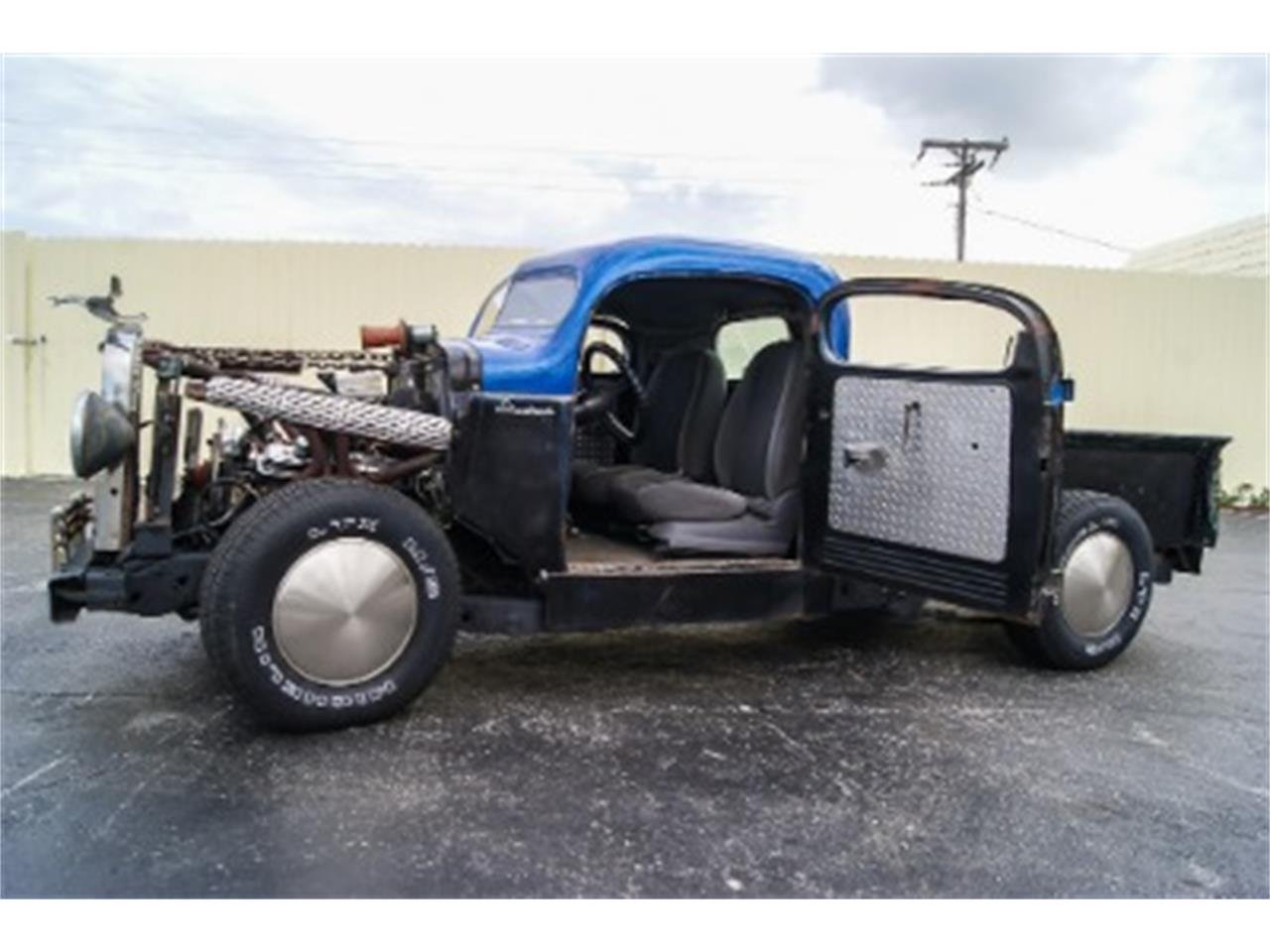 Large Picture of '39 Plymouth Rat Rod located in Florida Offered by Sobe Classics - FZKK