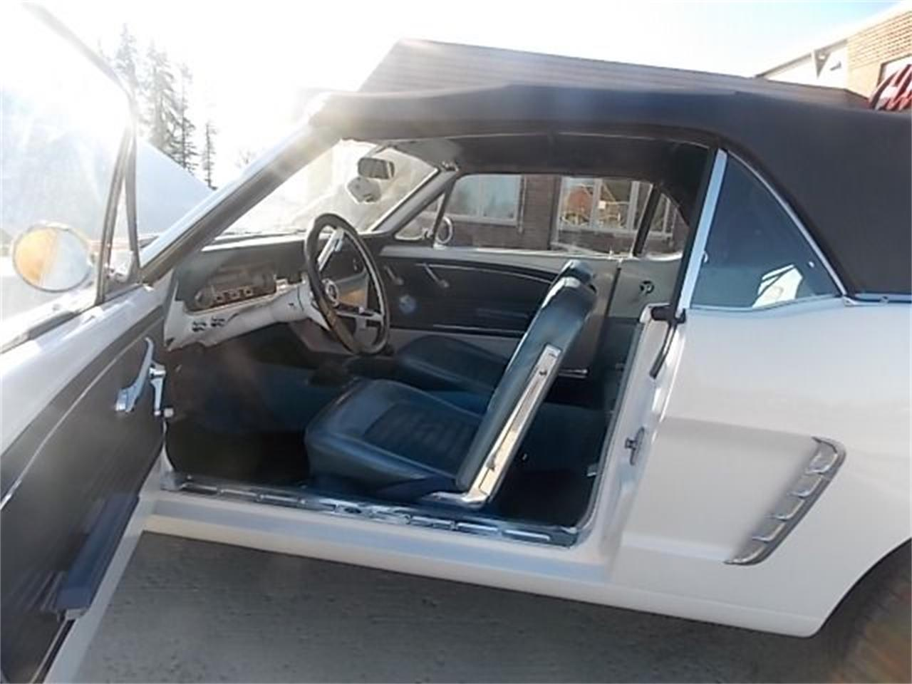 Large Picture of 1966 Ford Mustang Offered by Classic Rides and Rods - FZO0