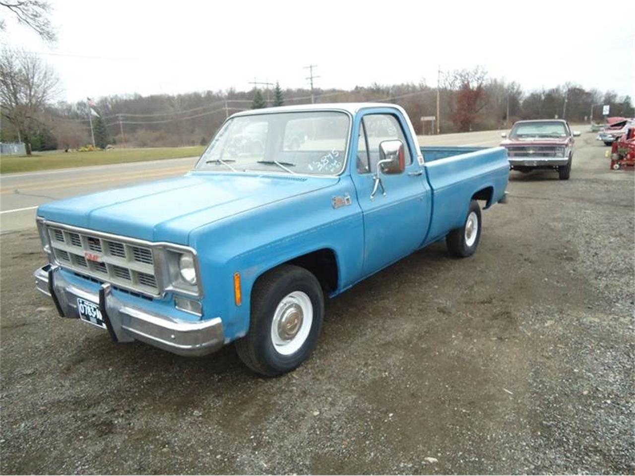 Large Picture of 1978 C/K 1500 located in Jackson Michigan Offered by Marshall Motors - FZP1