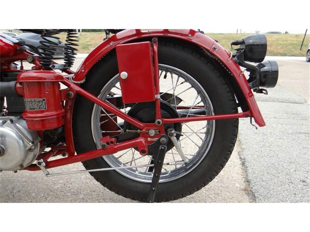 Large Picture of '41 Motorcycle - FZQ7