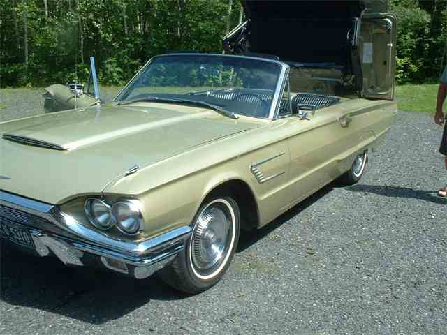 Picture of 1966 Thunderbird - $59,500.00 Offered by a Private Seller - FZQS
