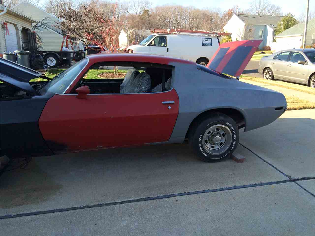 Large Picture of '71 Camaro RS - G086