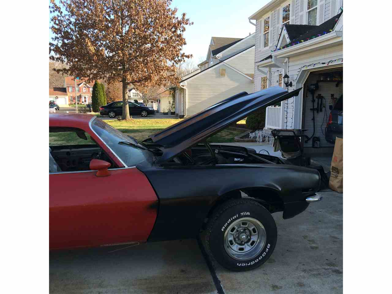 Large Picture of Classic 1971 Chevrolet Camaro RS located in Deptford New Jersey - $11,500.00 Offered by a Private Seller - G086