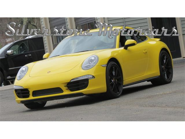 Picture of '13 911 Carrera Offered by  - G0CQ
