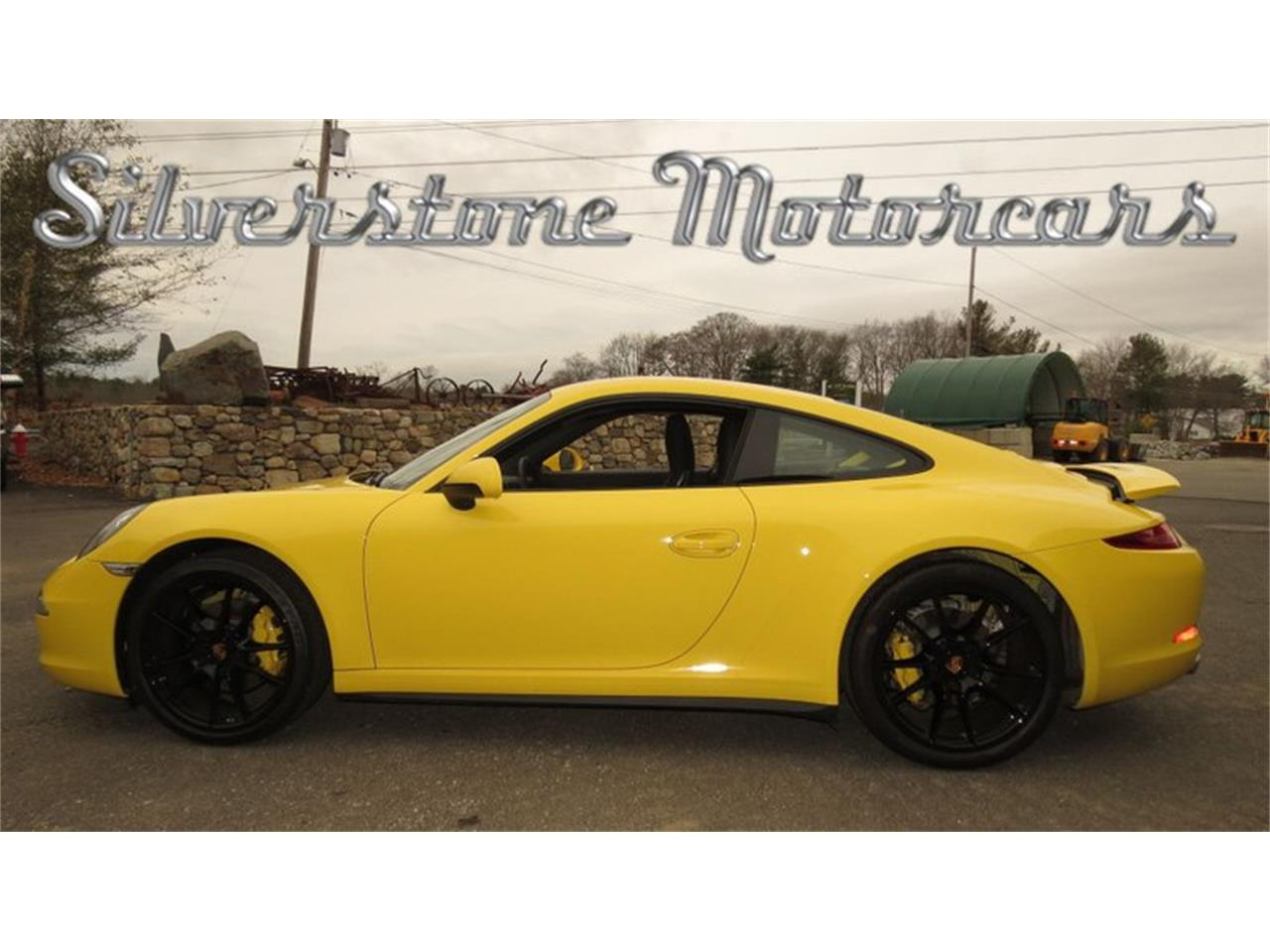 Large Picture of 2013 911 Carrera located in Massachusetts - $82,000.00 - G0CQ