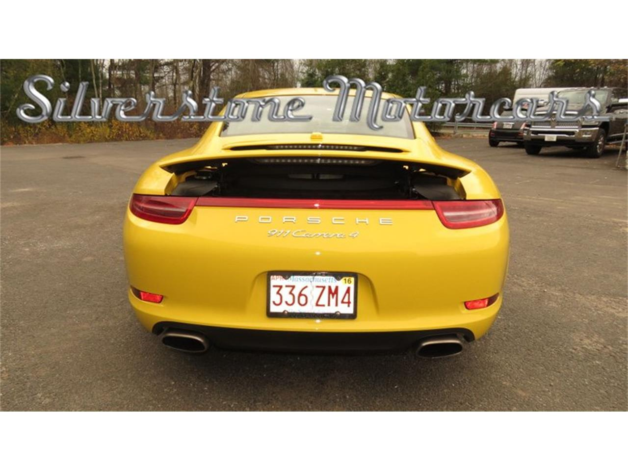 Large Picture of '13 911 Carrera located in Massachusetts - G0CQ
