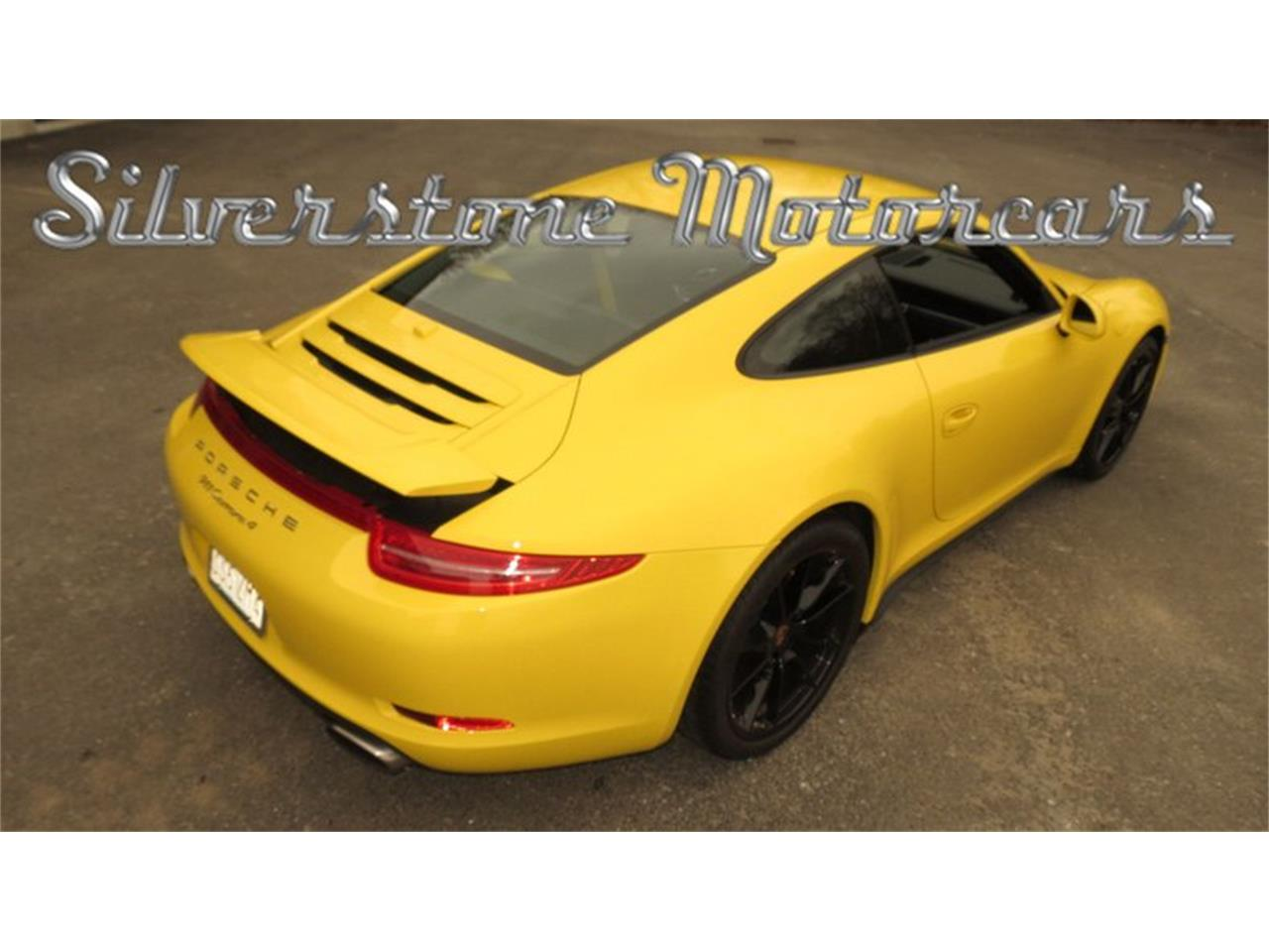 Large Picture of 2013 Porsche 911 Carrera located in North Andover Massachusetts Offered by Silverstone Motorcars - G0CQ