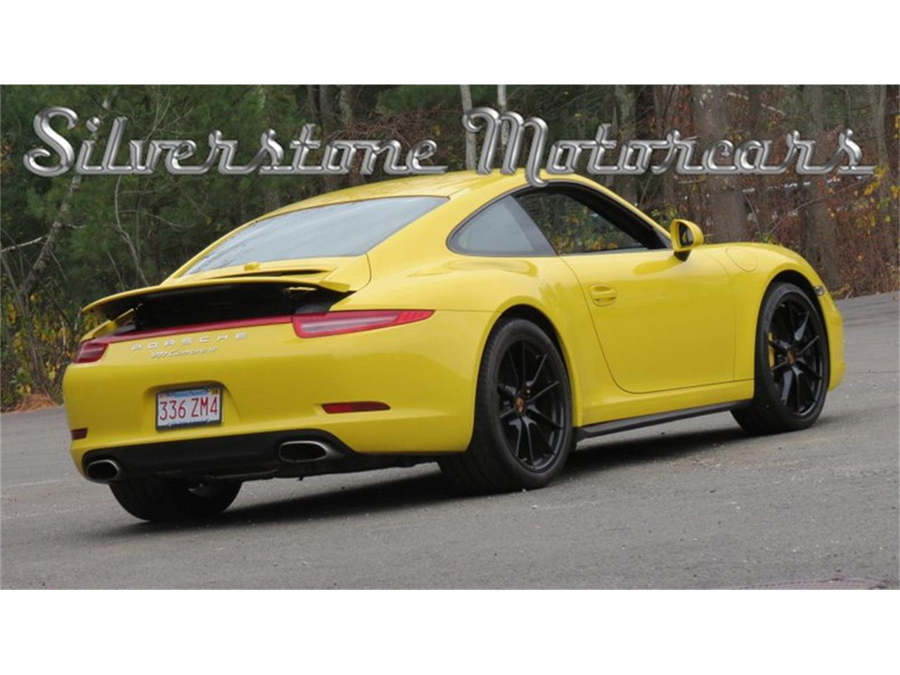 Large Picture of '13 911 Carrera located in Massachusetts - $82,000.00 - G0CQ