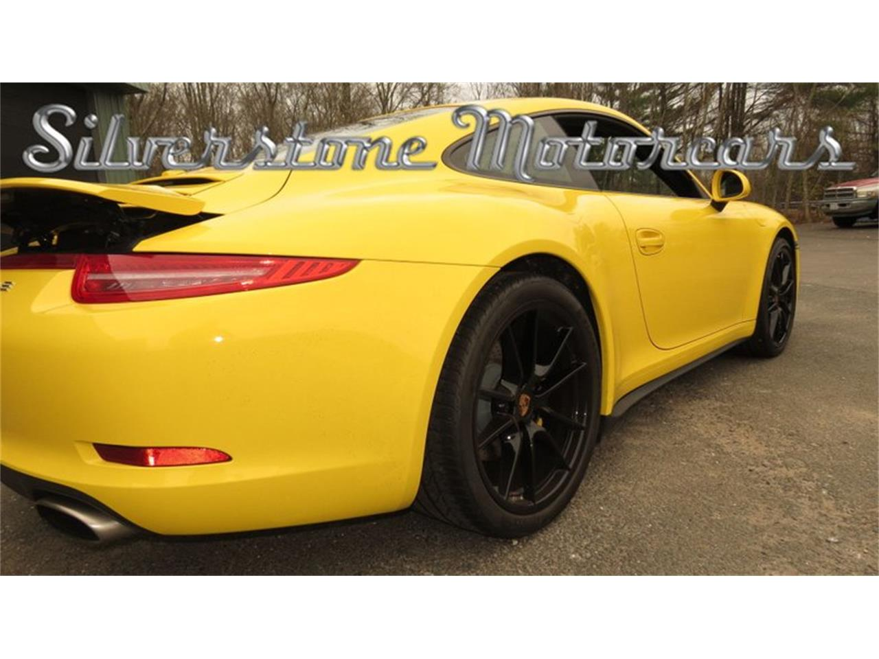 Large Picture of 2013 Porsche 911 Carrera located in Massachusetts Offered by Silverstone Motorcars - G0CQ