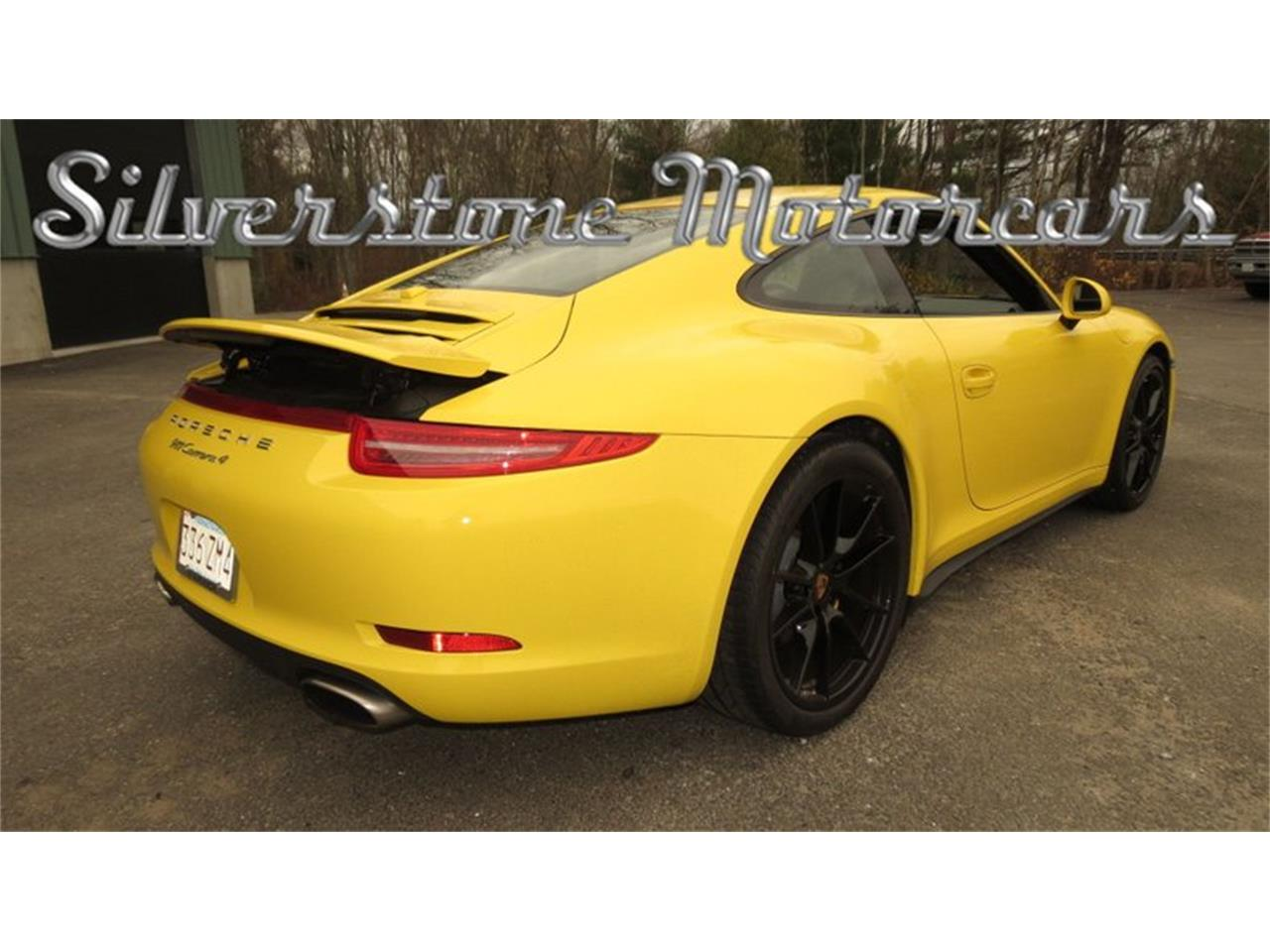 Large Picture of 2013 Porsche 911 Carrera located in Massachusetts - $82,000.00 - G0CQ
