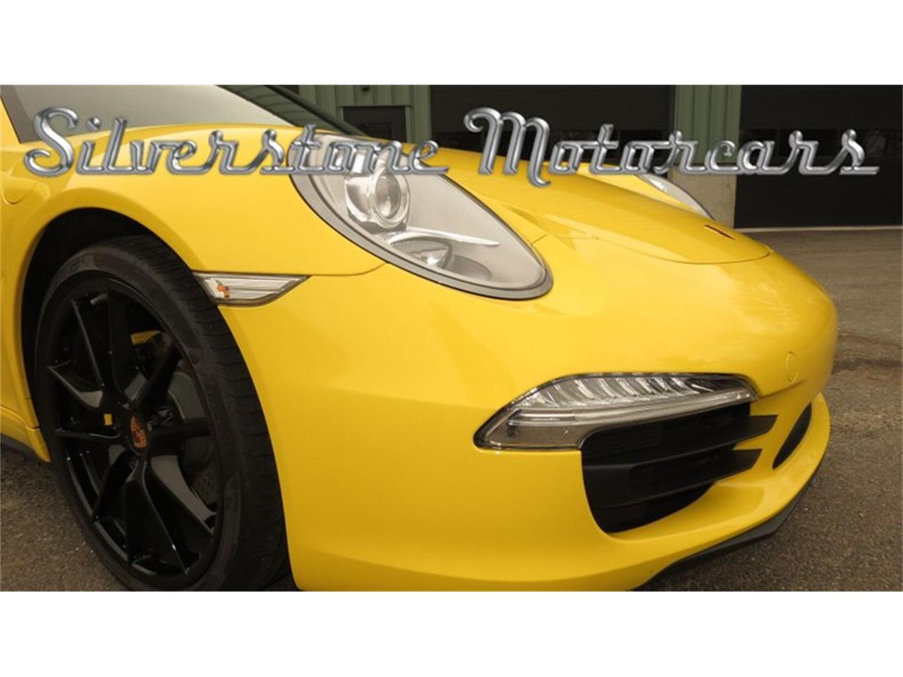 Large Picture of '13 911 Carrera located in North Andover Massachusetts Offered by Silverstone Motorcars - G0CQ
