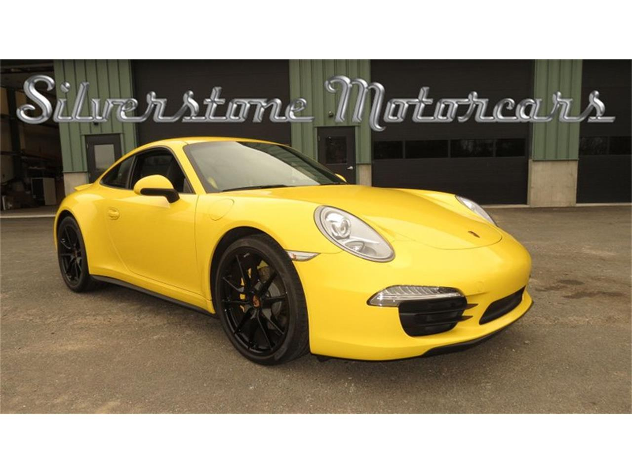 Large Picture of 2013 911 Carrera located in North Andover Massachusetts - G0CQ