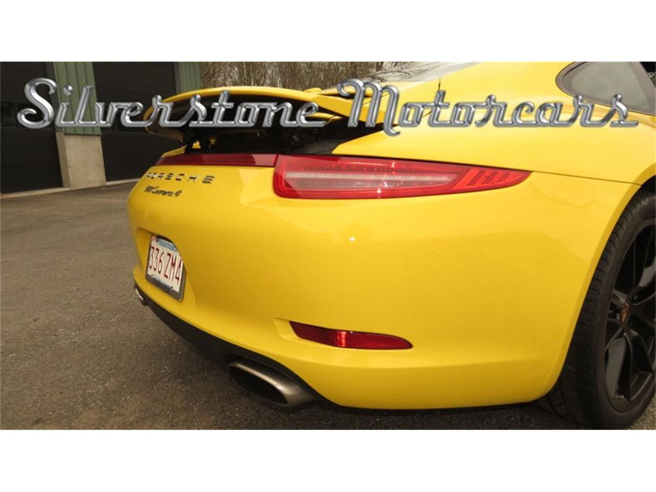 Large Picture of 2013 911 Carrera - $82,000.00 Offered by Silverstone Motorcars - G0CQ