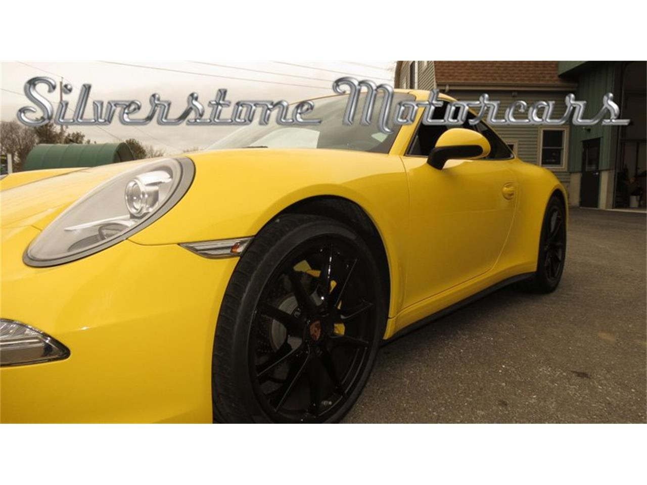 Large Picture of '13 911 Carrera located in North Andover Massachusetts - $82,000.00 Offered by Silverstone Motorcars - G0CQ