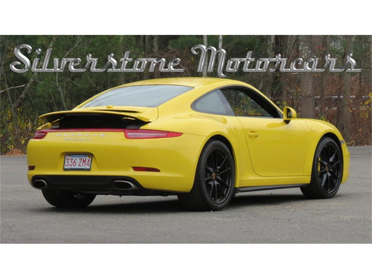 Large Picture of 2013 911 Carrera located in Massachusetts Offered by Silverstone Motorcars - G0CQ