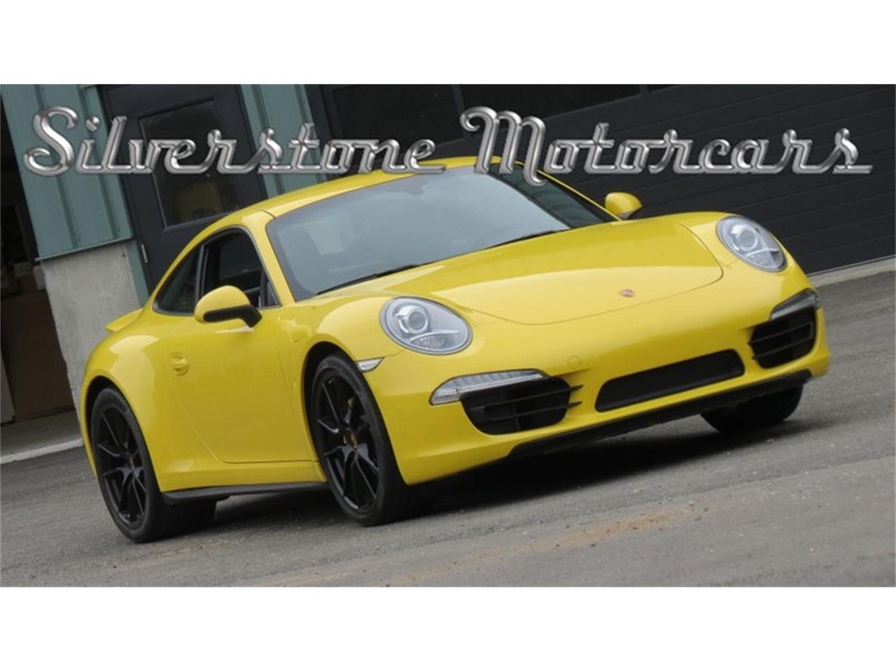 Large Picture of '13 Porsche 911 Carrera located in North Andover Massachusetts - $82,000.00 - G0CQ