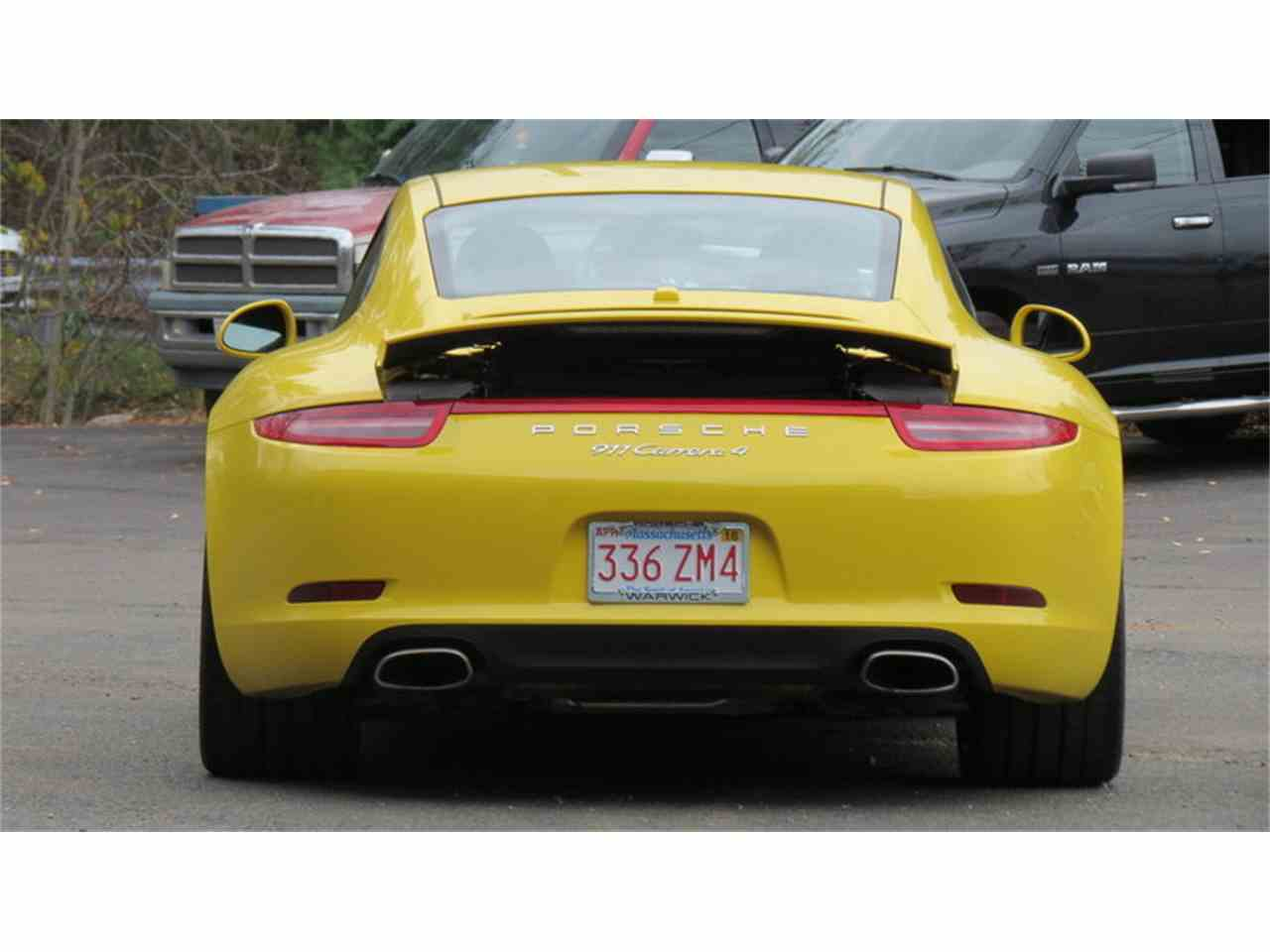 Large Picture of '13 911 Carrera - G0CQ
