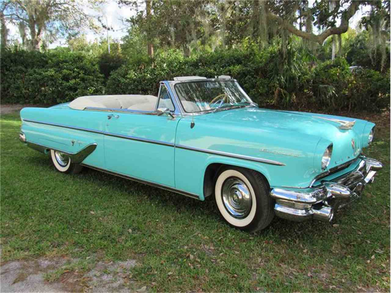 Large Picture of '55 Capri located in Sarasota Florida - $73,500.00 Offered by Vintage Motors Sarasota - G0EI