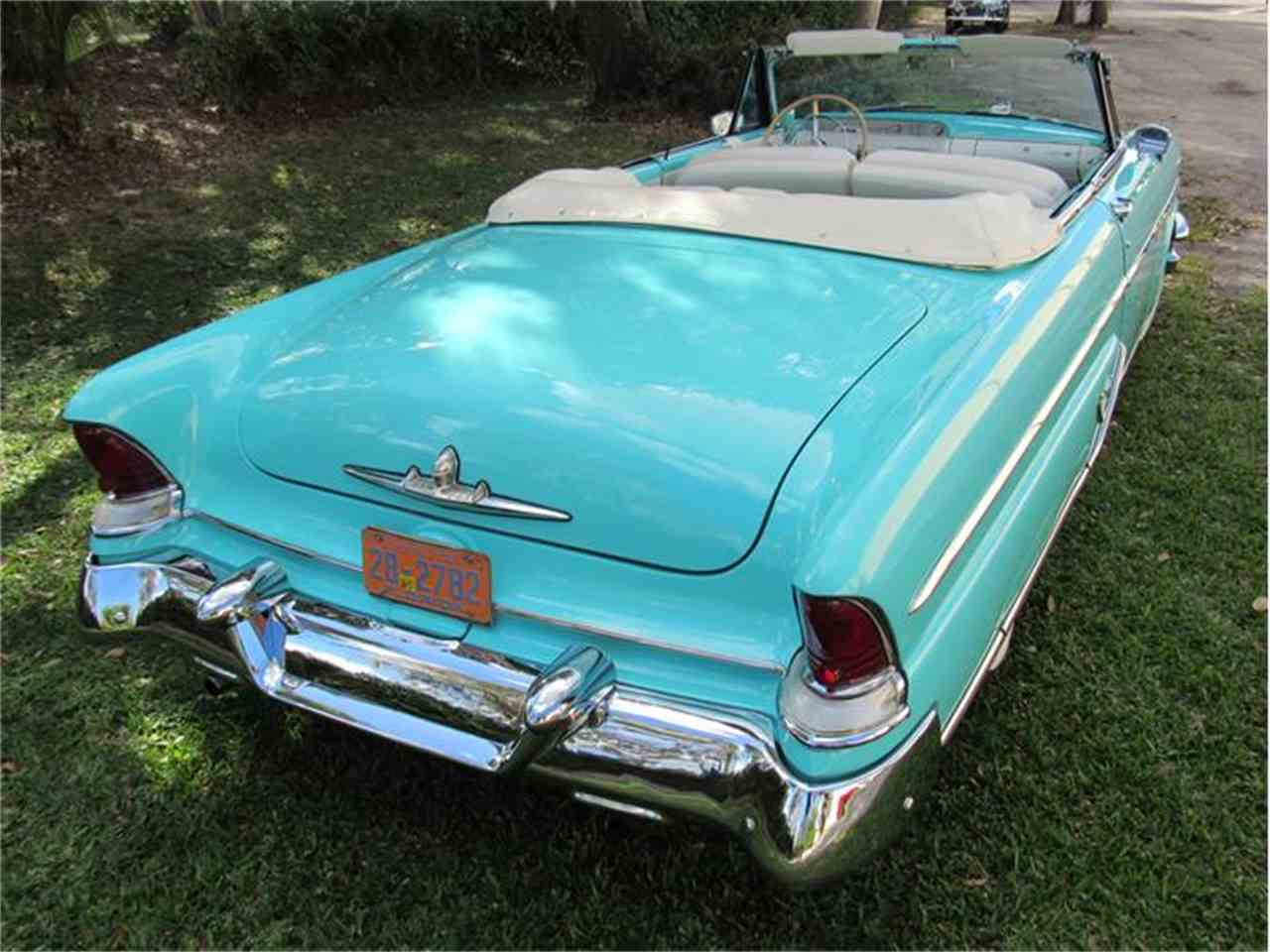 Large Picture of Classic 1955 Lincoln Capri located in Sarasota Florida - $73,500.00 - G0EI