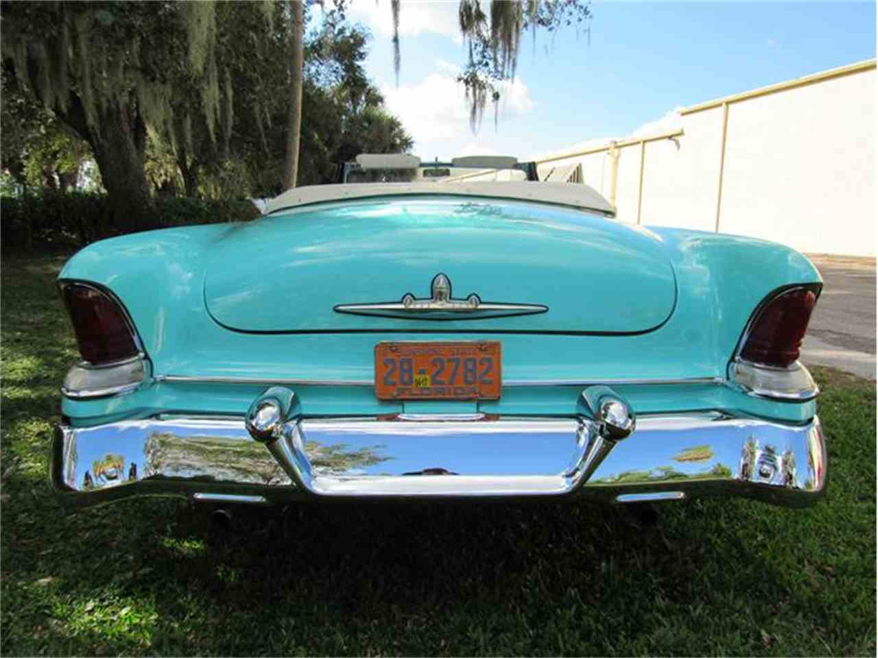 Large Picture of 1955 Capri located in Sarasota Florida - G0EI