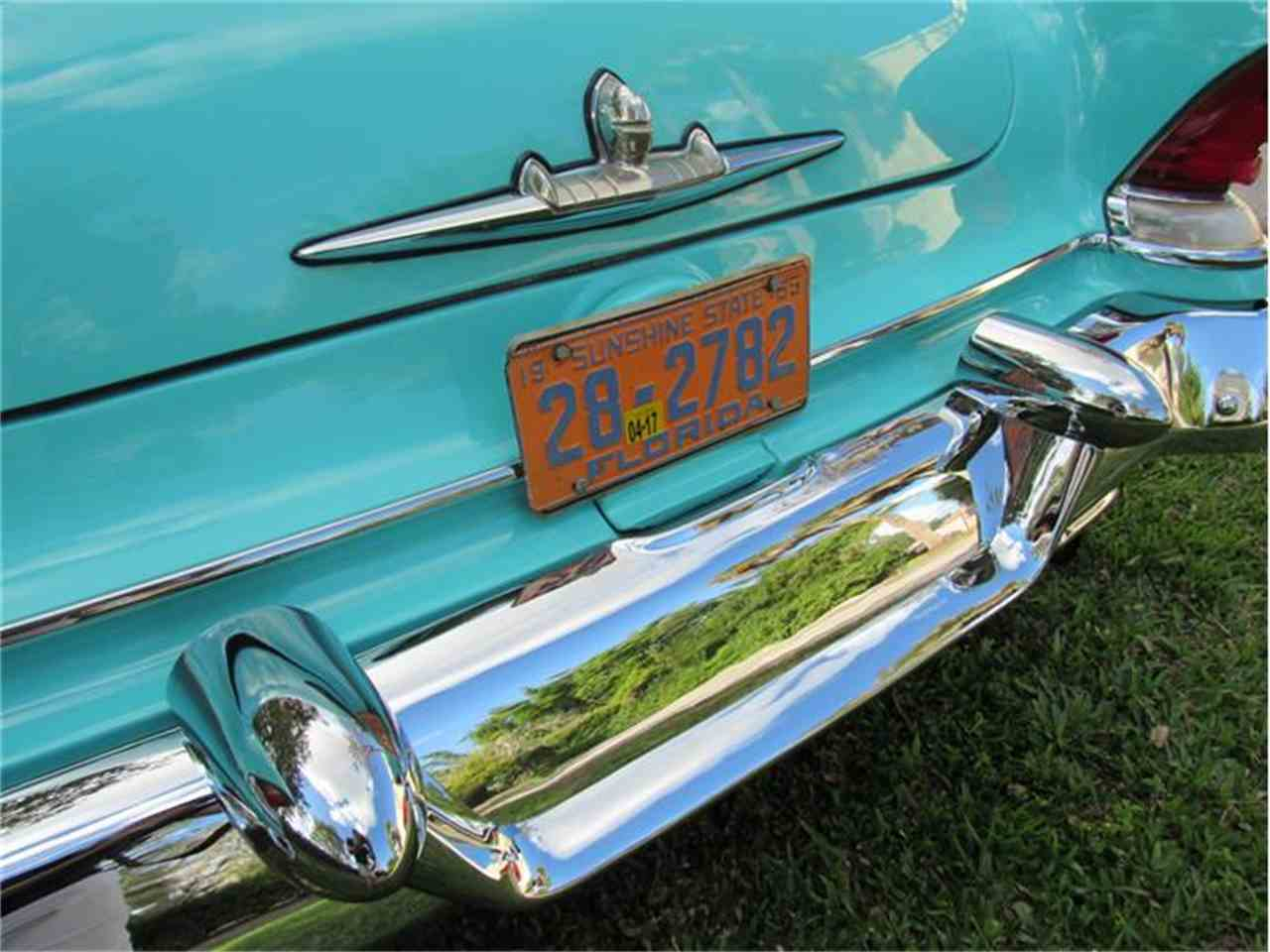 Large Picture of Classic '55 Lincoln Capri located in Florida Offered by Vintage Motors Sarasota - G0EI