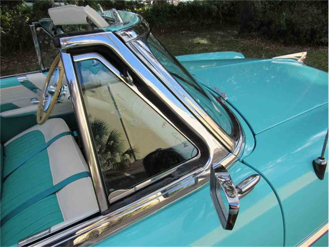 Large Picture of 1955 Lincoln Capri located in Sarasota Florida Offered by Vintage Motors Sarasota - G0EI
