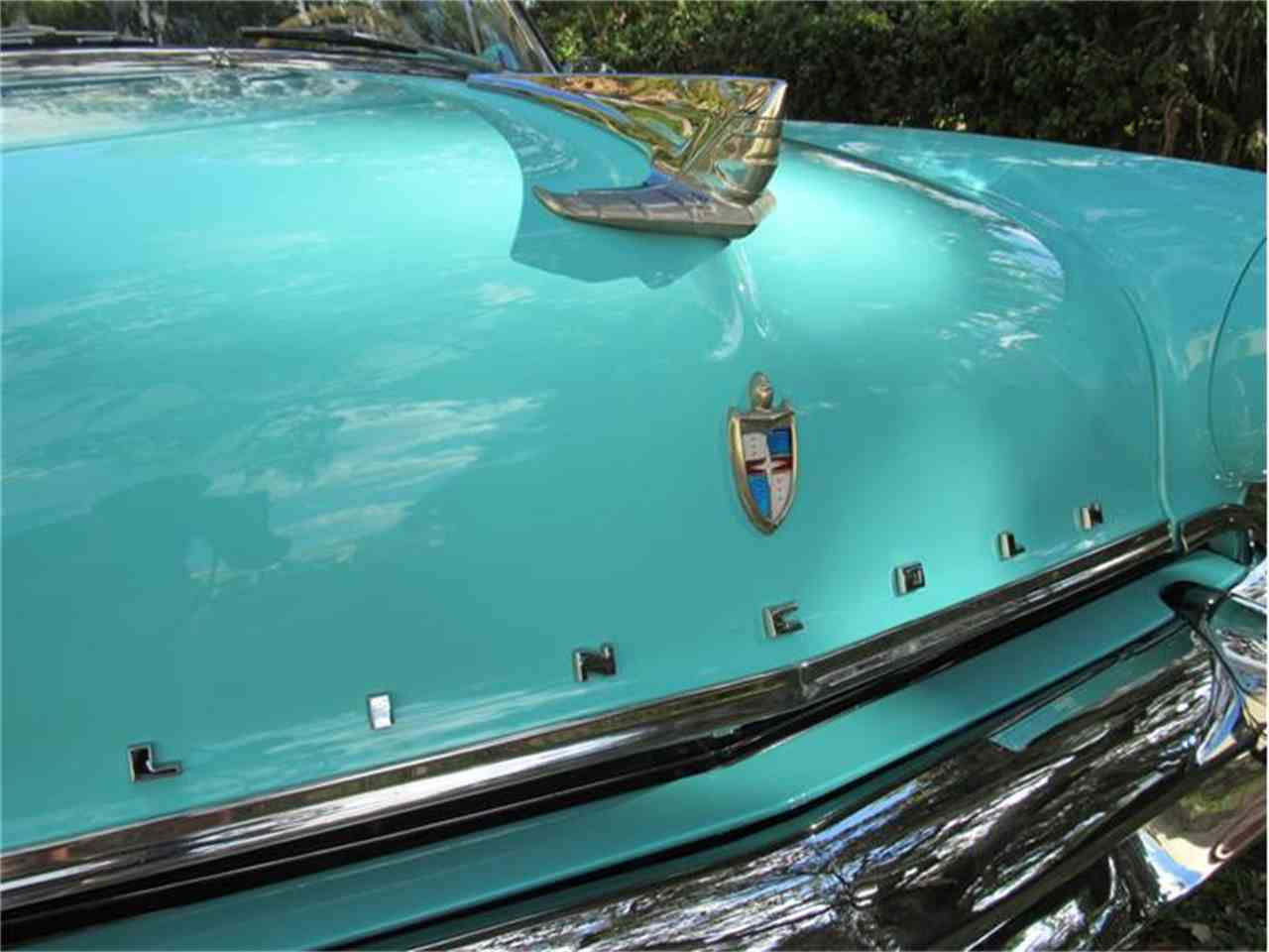 Large Picture of 1955 Lincoln Capri located in Sarasota Florida - G0EI