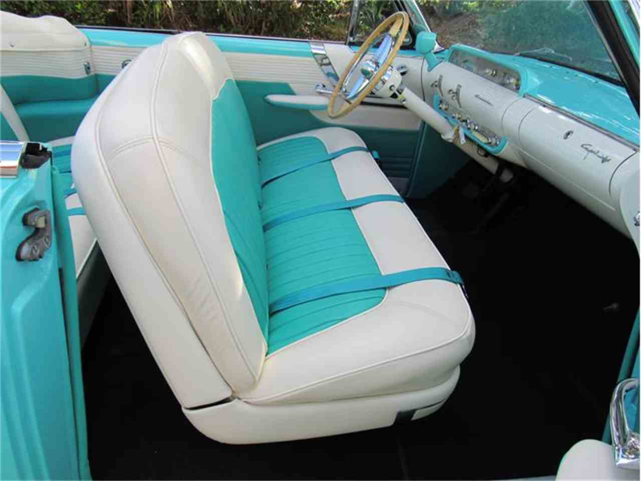 Large Picture of Classic 1955 Capri located in Sarasota Florida - $73,500.00 Offered by Vintage Motors Sarasota - G0EI