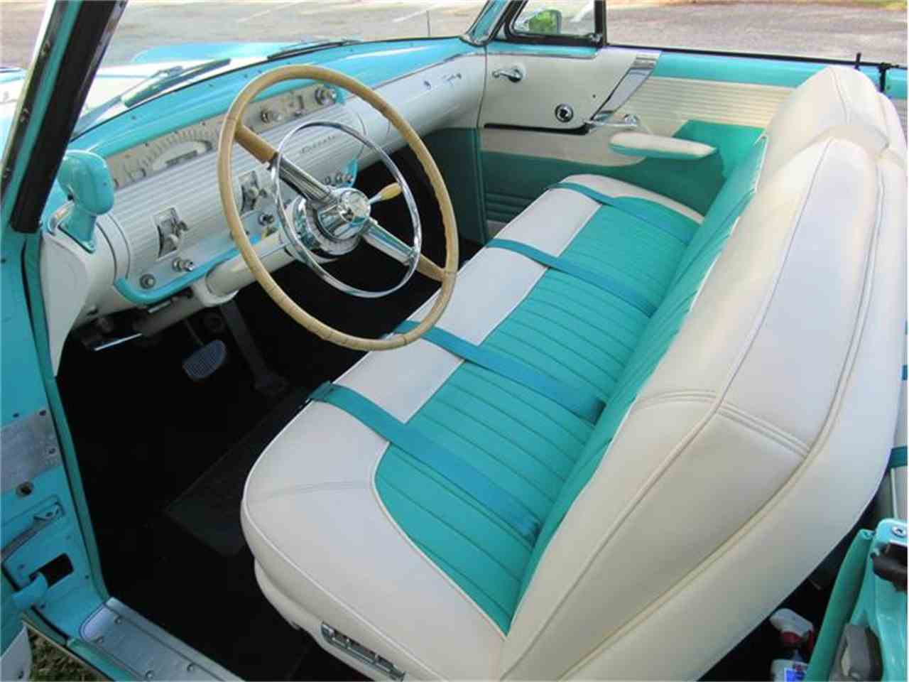 Large Picture of '55 Lincoln Capri - $73,500.00 Offered by Vintage Motors Sarasota - G0EI