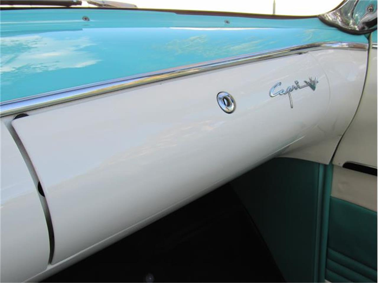 Large Picture of Classic '55 Lincoln Capri - $73,500.00 Offered by Vintage Motors Sarasota - G0EI