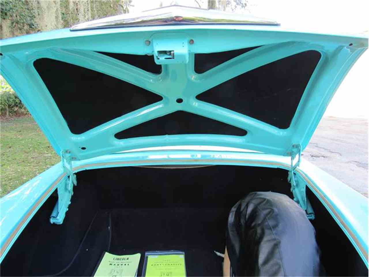 Large Picture of 1955 Lincoln Capri located in Sarasota Florida - $73,500.00 Offered by Vintage Motors Sarasota - G0EI