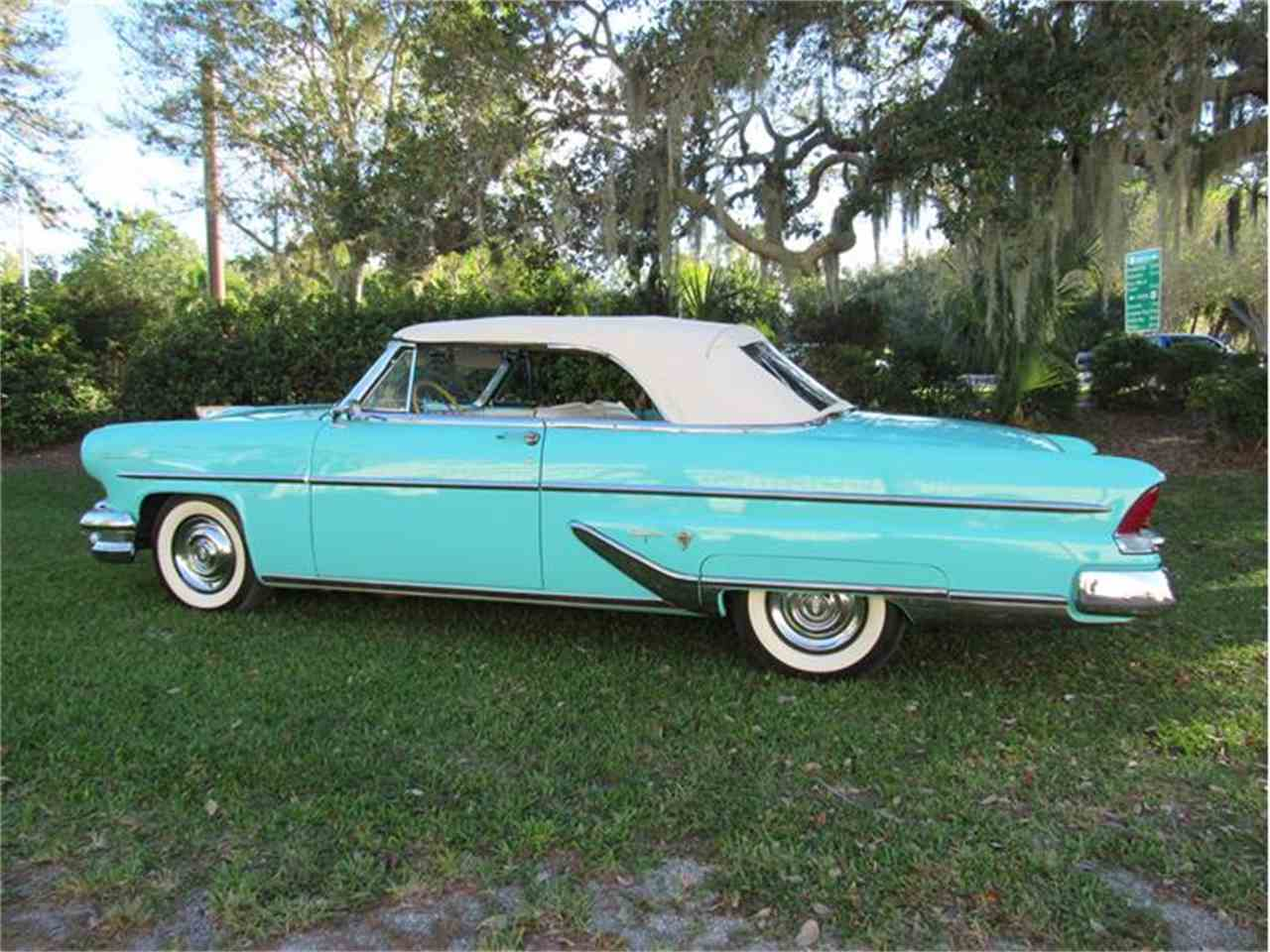 Large Picture of Classic '55 Capri located in Florida - $73,500.00 Offered by Vintage Motors Sarasota - G0EI