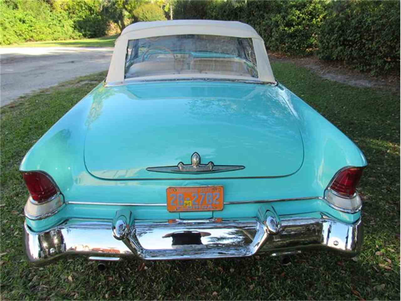 Large Picture of '55 Lincoln Capri located in Florida - G0EI