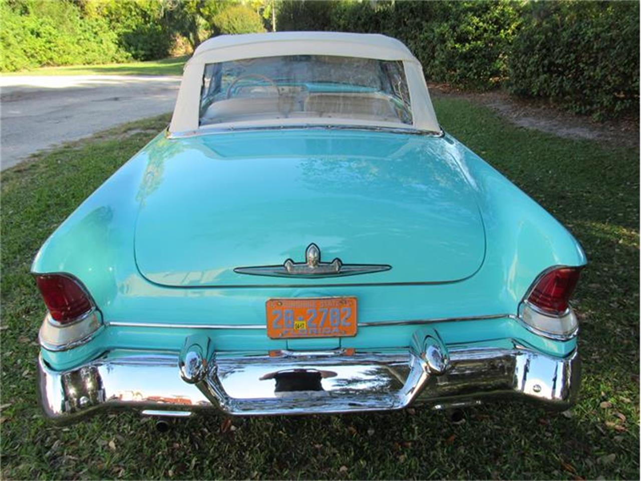 Large Picture of '55 Lincoln Capri - G0EI