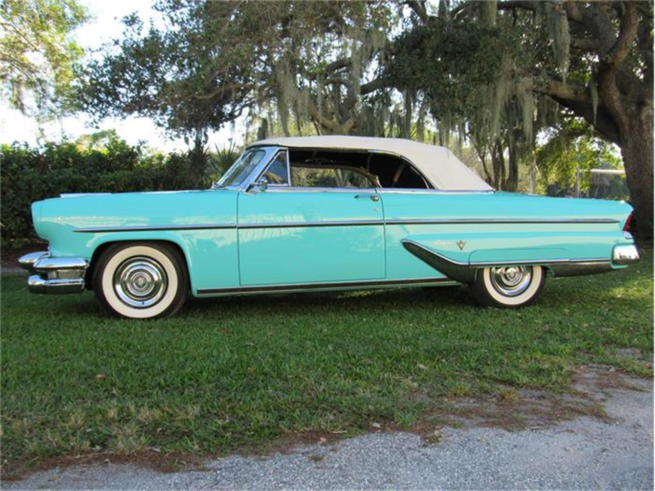Large Picture of 1955 Lincoln Capri - $73,500.00 Offered by Vintage Motors Sarasota - G0EI