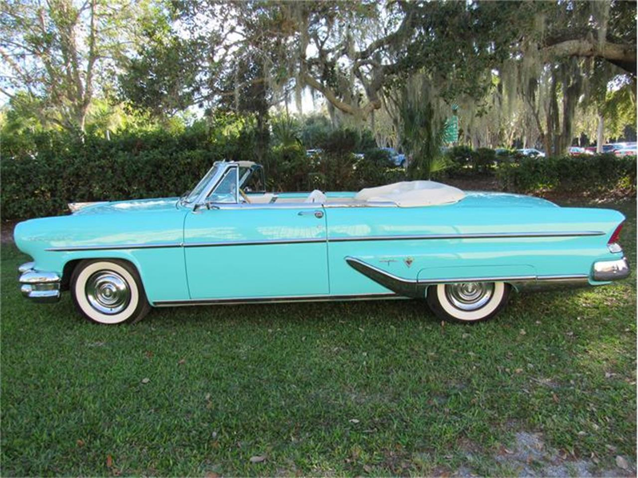 Large Picture of Classic 1955 Lincoln Capri - $73,500.00 Offered by Vintage Motors Sarasota - G0EI